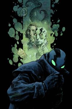 ABE SAPIEN DARK AND TERRIBLE