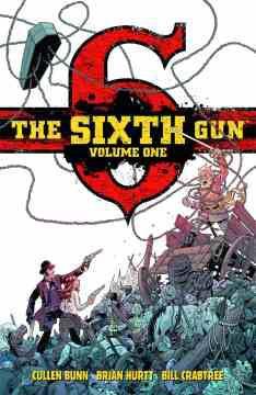 SIXTH GUN DELUXE HC 01