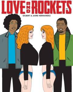 LOVE & ROCKETS MONTHLY