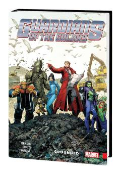 GUARDIANS OF GALAXY HC 04 NEW GUARD GROUNDED