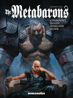 METABARONS SECOND CYCLE TP