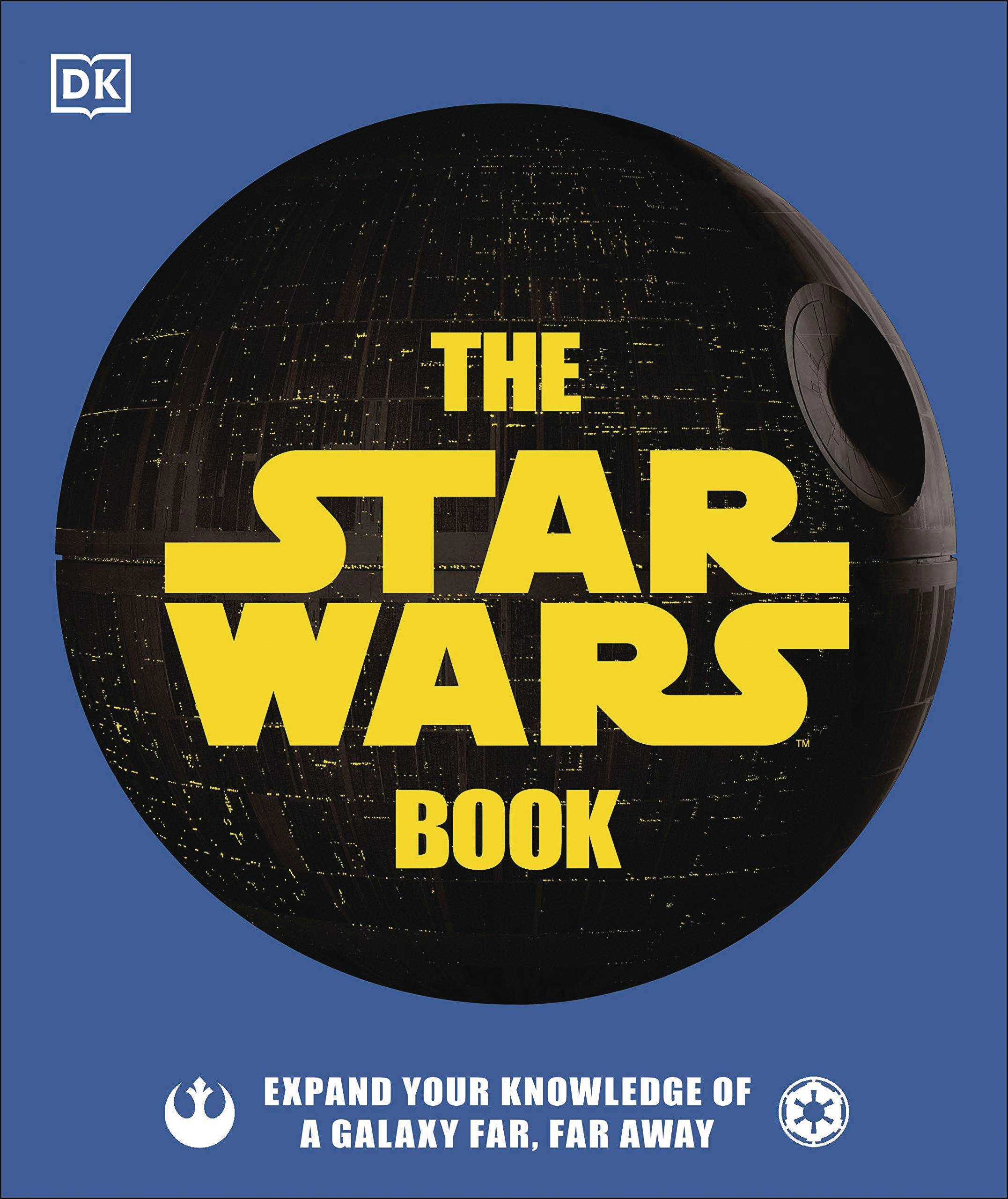 STAR WARS BOOK HC