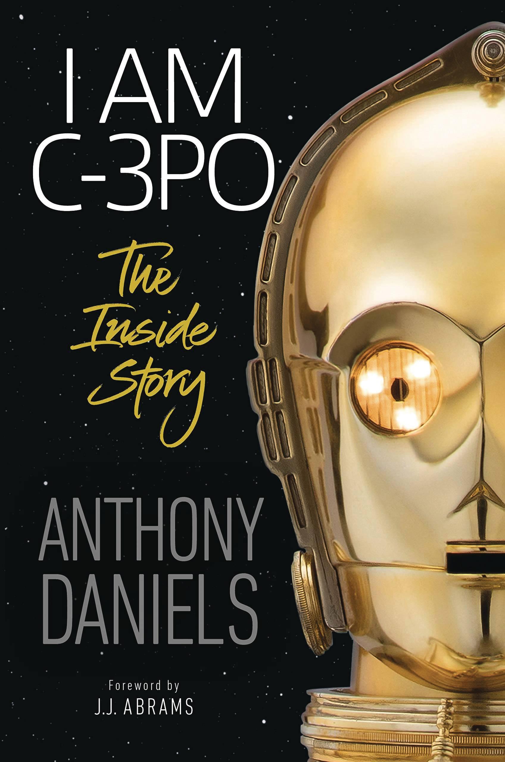 I AM C-3PO INSIDE STORY SC