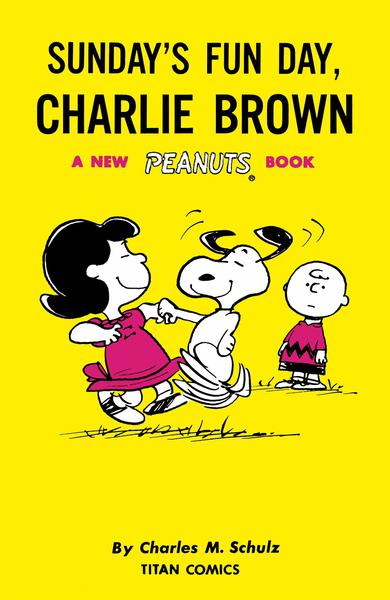 SUNDAYS FUN DAY CHARLIE BROWN TP