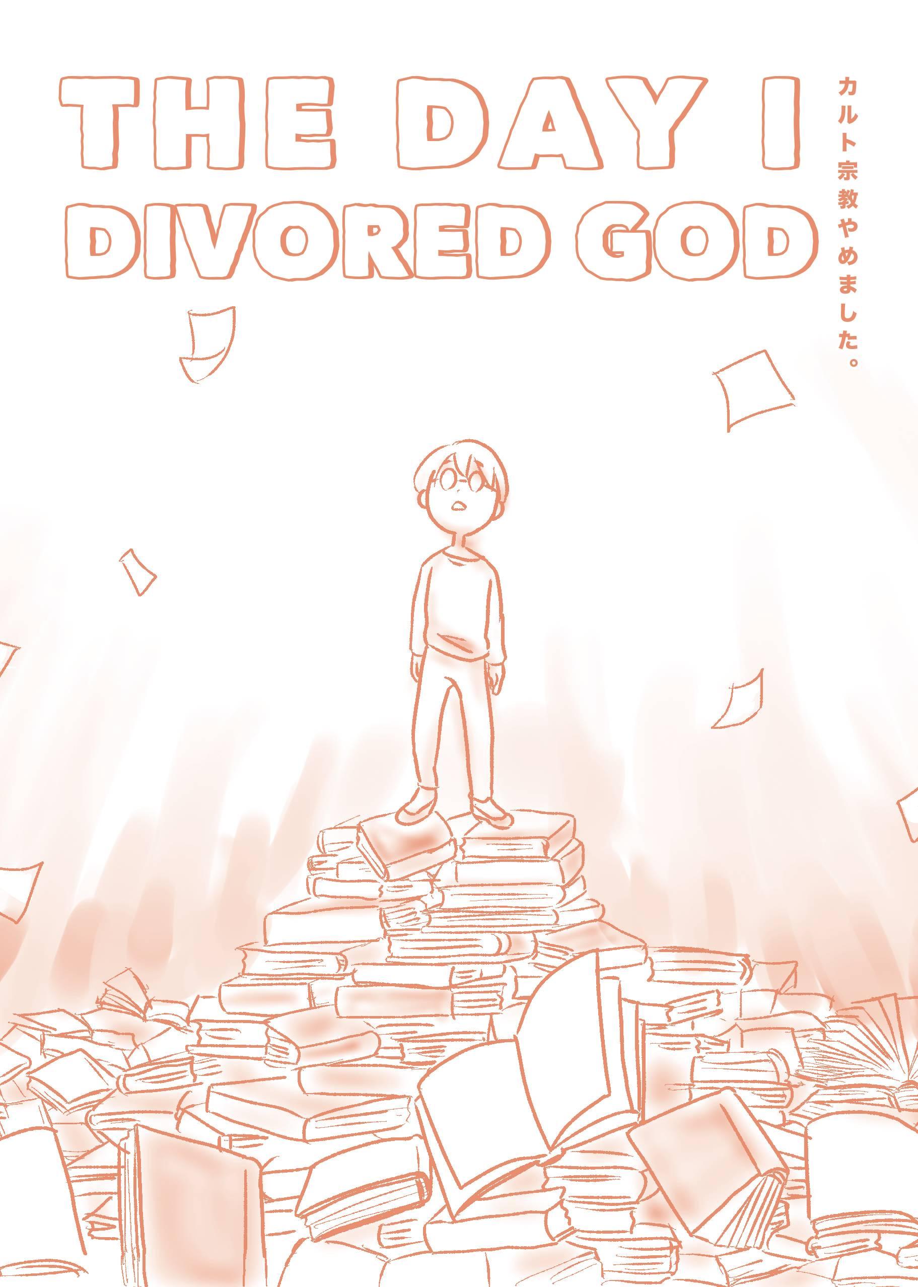 DAY I DIVORCED GOD GN