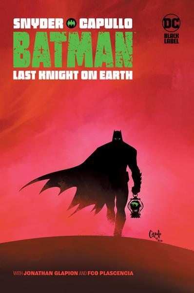 BATMAN LAST KNIGHT ON EARTH TP