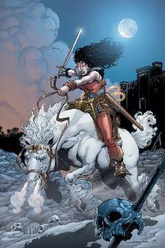 WONDER WOMAN III (1-614)