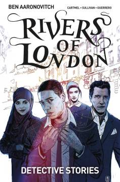 RIVERS OF LONDON TP 04 DETECTIVE STORIES