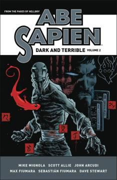 ABE SAPIEN DARK & TERRIBLE HC 02