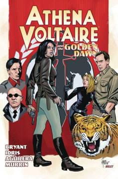 ATHENA VOLTAIRE GOLDEN DAWN TP