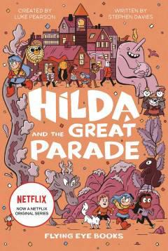 HILDA & GREAT PARADE MOVIE TIE IN NOVEL