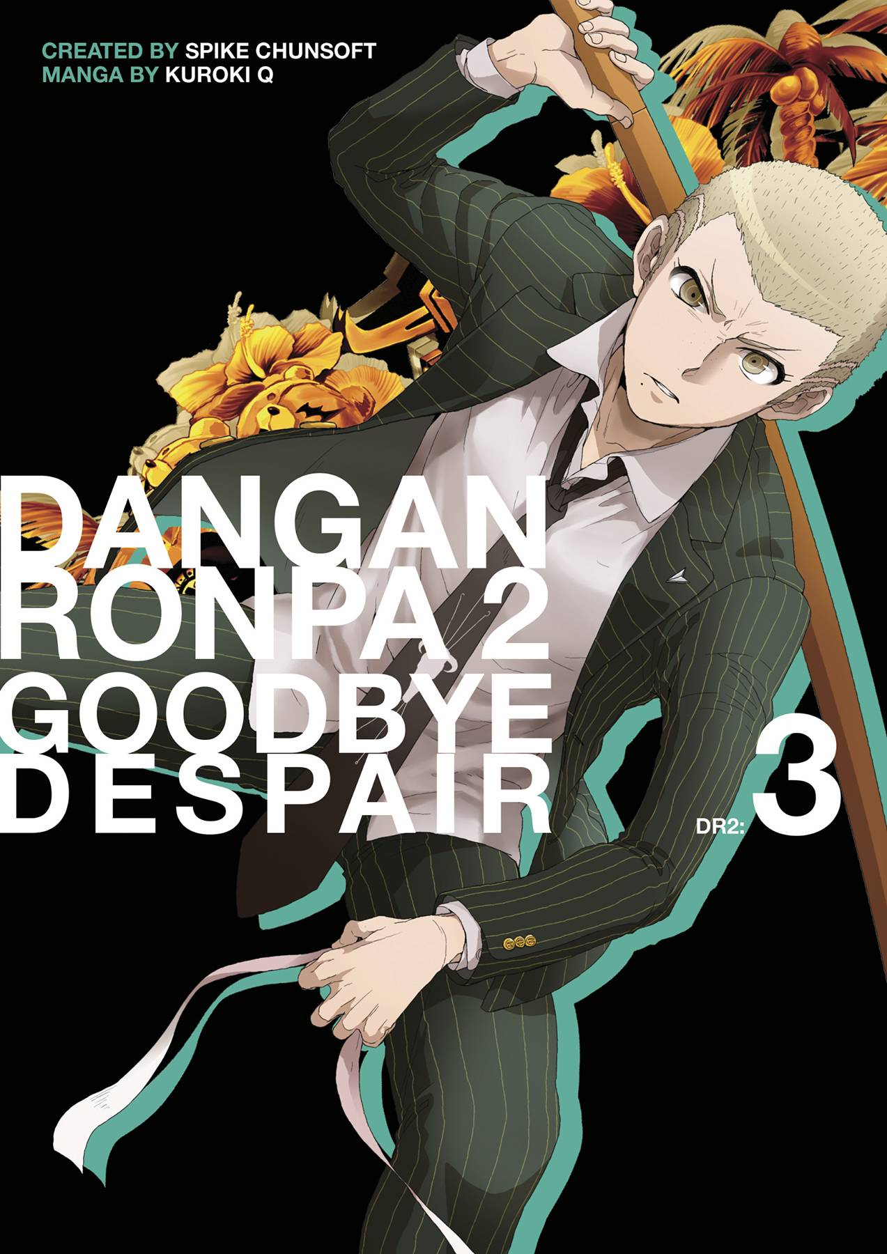 DANGANRONPA 2 GOODBYE DESPAIR TP 03