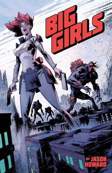 BIG GIRLS TP 01