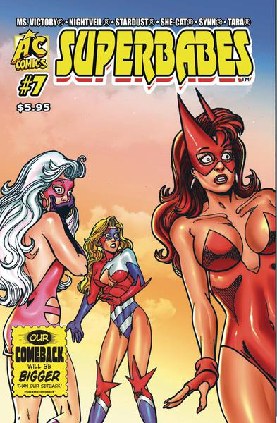 SUPERBABES STARRING FEMFORCE