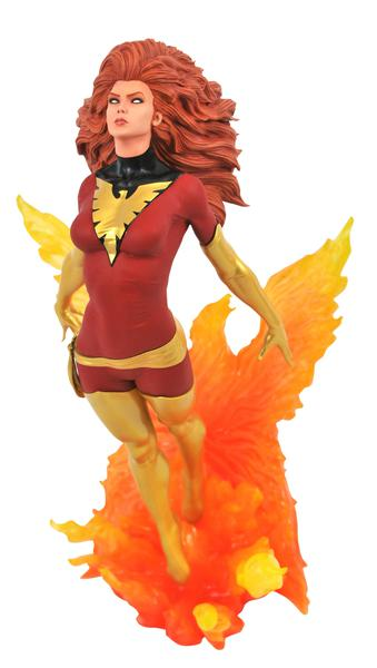 MARVEL GALLERY VS DARK PHOENIX PVC STATUE