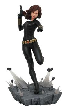 MARVEL PREMIER COLLECTION COMIC BLACK WIDOW STATUE