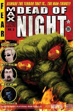 DEAD OF NIGHT FEATURING MAN THING