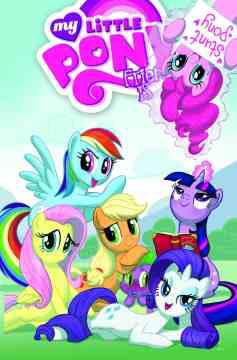 MY LITTLE PONY FRIENDSHIP IS MAGIC TP 02