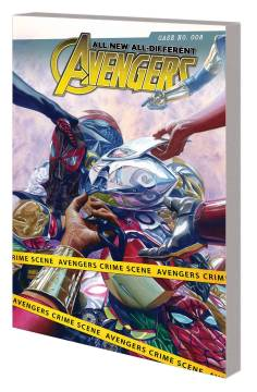 ALL NEW ALL DIFFERENT AVENGERS TP 02 FAMILY BUSINESS