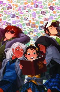 GOTHAM ACADEMY TP 03 YEARBOOK