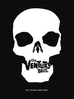 GO TEAM VENTURE HC ART & MAKING OF VENTURE BROS