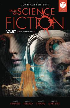 JOHN CARPENTER TALES OF SCI FI VAULT