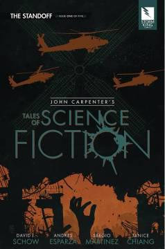 JOHN CARPENTER TALES OF SCI FI STANDOFF