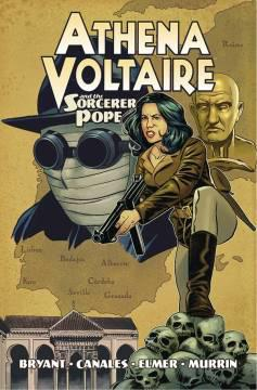 ATHENA VOLTAIRE SORCERER POPE TP