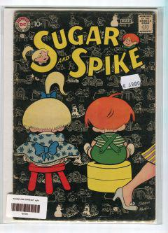 SUGAR AND SPIKE