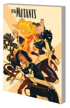 NEW MUTANTS ABNETT LANNING TP 02 COMPLETE COLLECTION