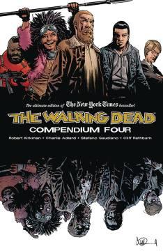WALKING DEAD COMPENDIUM TP 04
