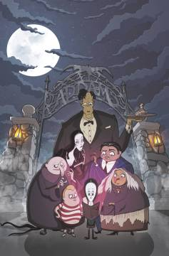 ADDAMS FAMILY THE BODIES