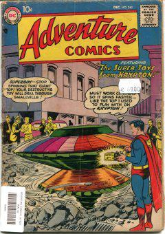 ADVENTURE COMICS I (32-503)