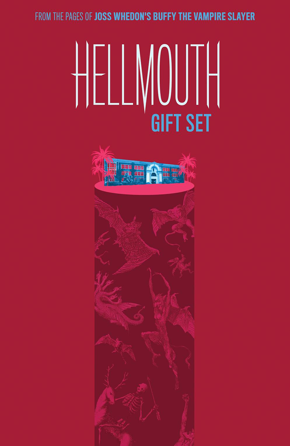 BUFFY THE VAMPIRE SLAYER HELLMOUTH TP GIFT SET