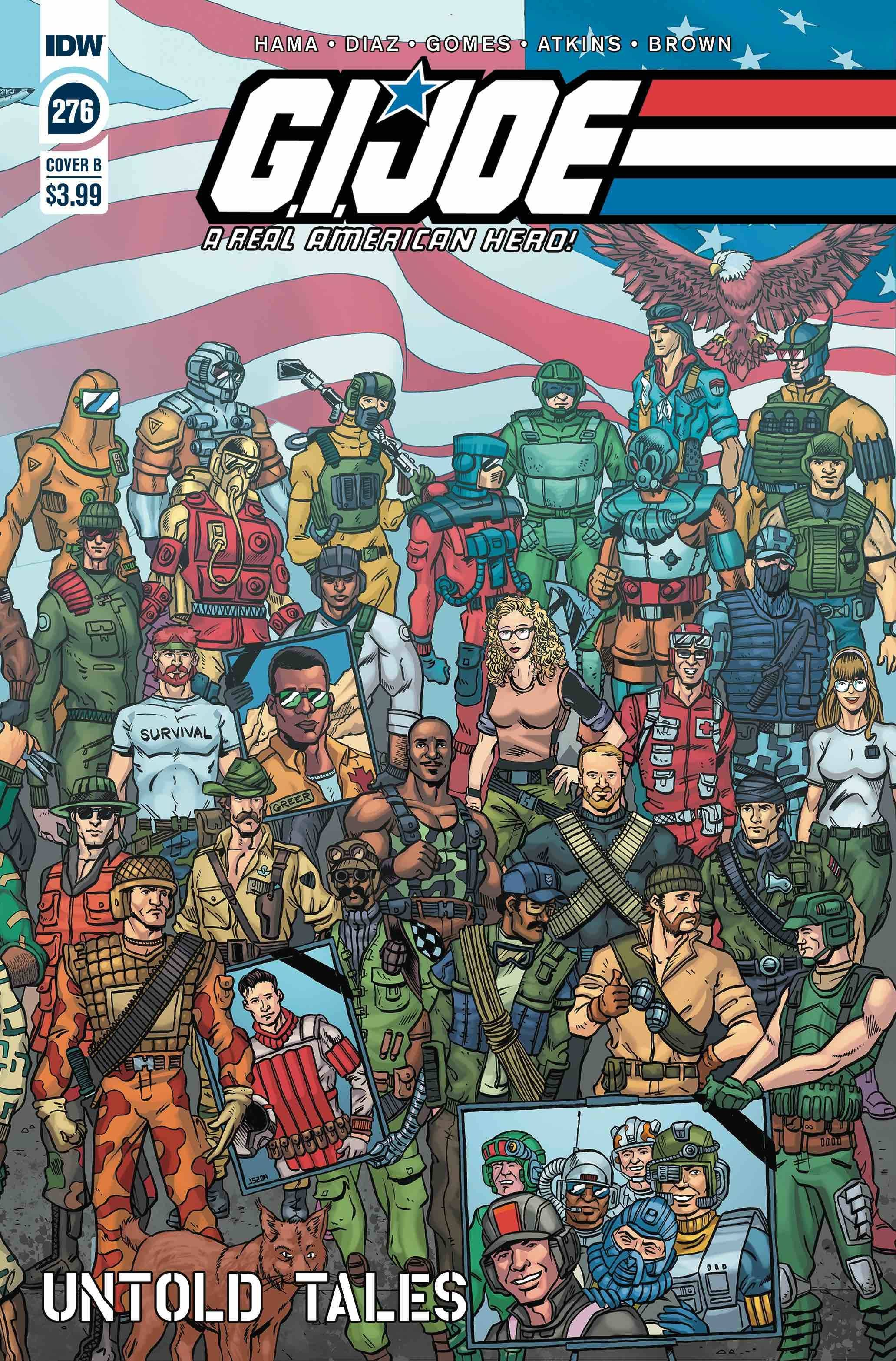 GI JOE A REAL AMERICAN HERO