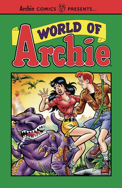 WORLD OF ARCHIE TP 02