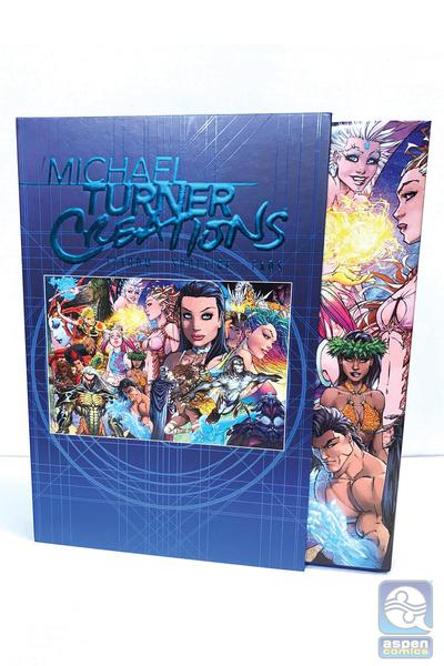 MICHAEL TURNER CREATIONS HC