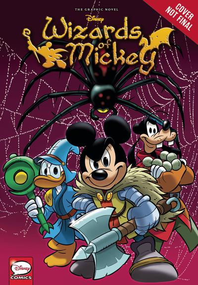 WIZARDS OF MICKEY GN 04