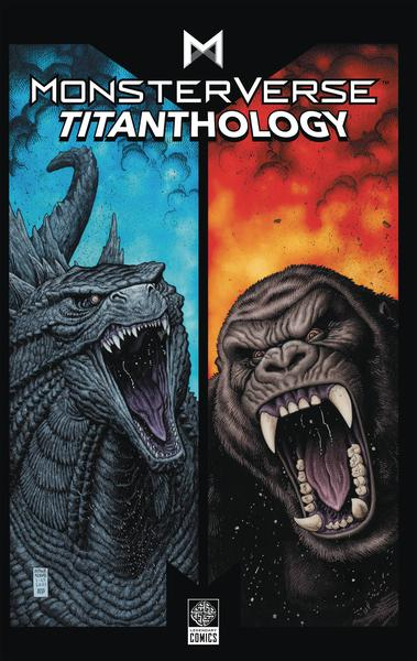 MONSTERVERSE TITANTHOLOGY TP 01