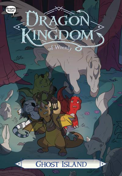 DRAGON KINGDOM OF WRENLY HC 04 GHOST ISLAND