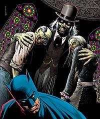 Bruce Wayne Fugitive