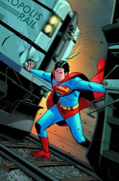 ADVENTURES OF SUPERMAN TP 02