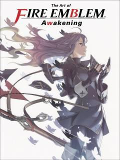 ART OF FIRE EMBLEM AWAKENING HC