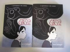 ANYAS GHOST GN FIRST SECOND ED