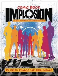 COMIC BOOK IMPLOSION TP