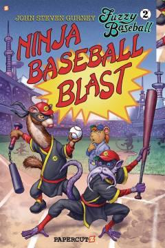 FUZZY BASEBALL HC 02 NINJA BASEBALL BLAST