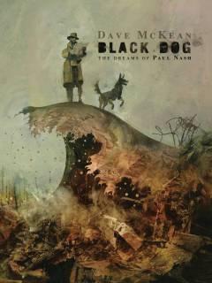 BLACK DOG DREAMS OF PAUL NASH TP 2ND ED