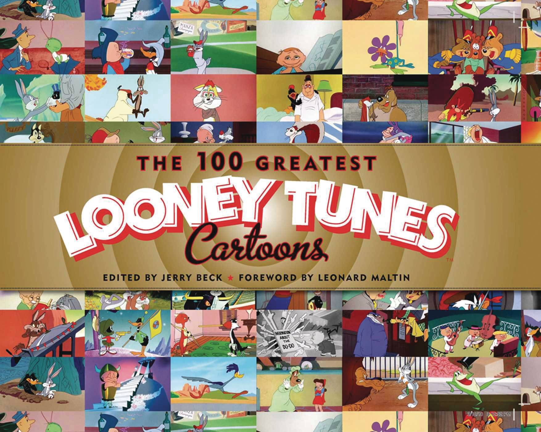 100 GREATEST LOONEY TUNES CARTOONS HC