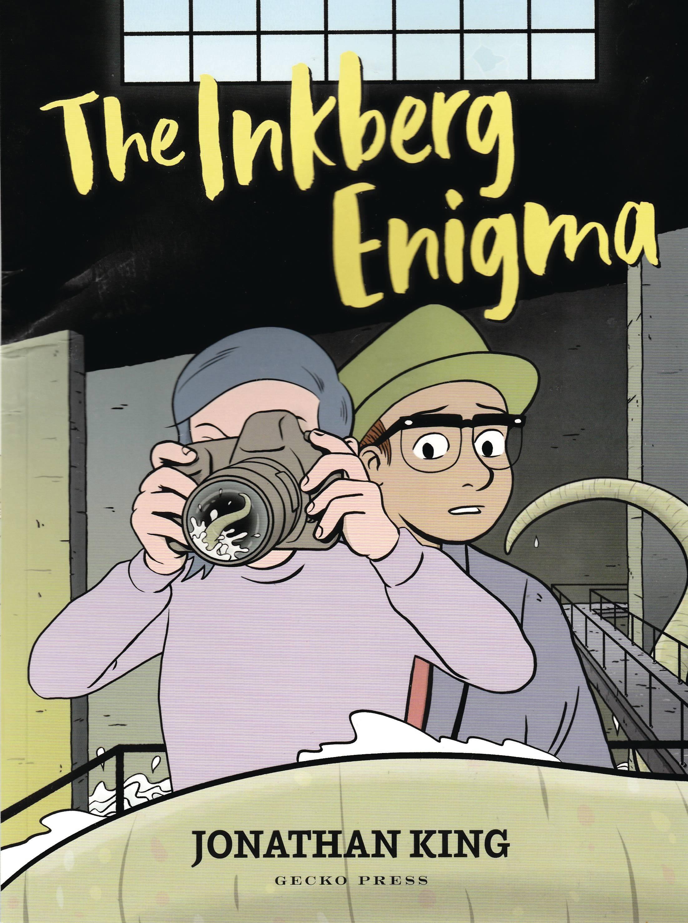 INKBERG ENIGMA TP