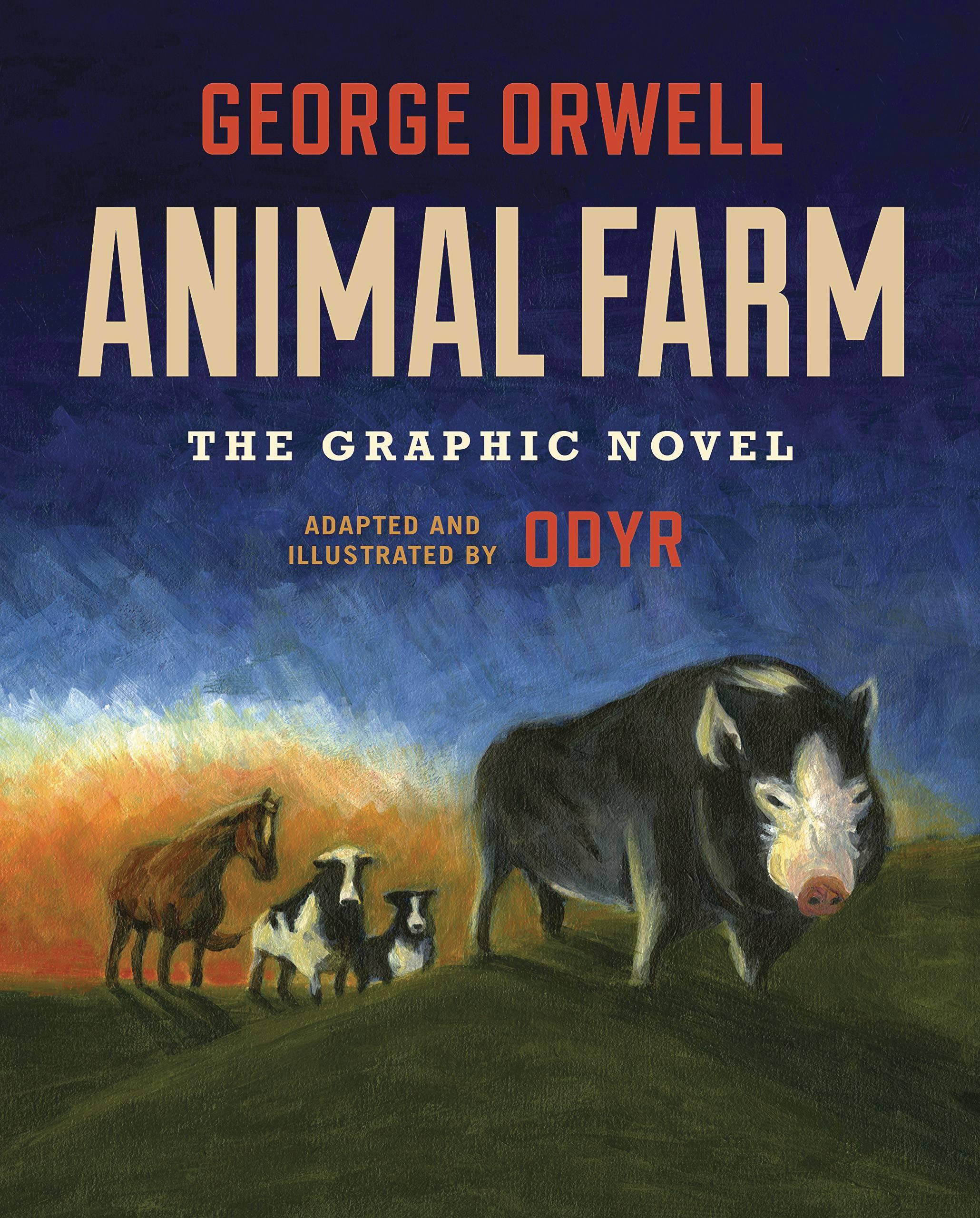 ANIMAL FARM TP